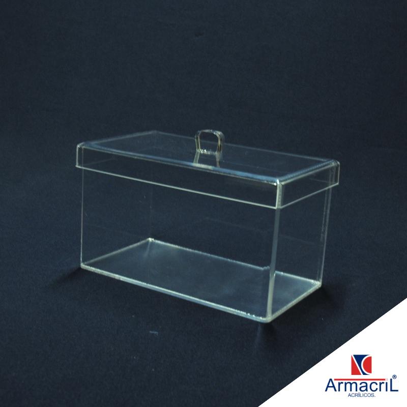 Caixas Acrílico Transparentes Conjunto Residencial Butantã - Caixa de Acrílico com Divisórias
