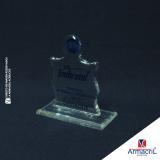 comprar troféu acrílico laser Vila Marcelo