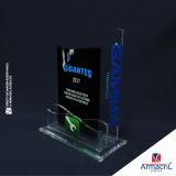 comprar troféu em acrílico personalizado Itaquera