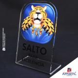 display de chão personalizado em acrílico valor Rio Bonito