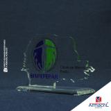 onde comprar troféu em acrílico cristal Vila Alexandria
