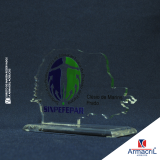 onde comprar troféu em acrílico cristal Jardim Guarapiranga