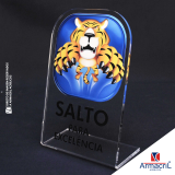 preço da placa acrílico personalizada Vila Carrão