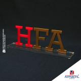 troféu de acrílico personalizado Vila Formosa