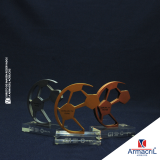 troféus de acrílico personalizados Alto do Boa Vista