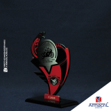 troféus em acrílico personalizados Lauzane Paulista